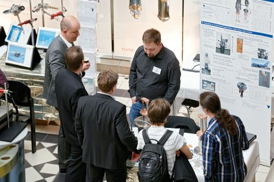 Industrie- und Buchausstellung/Exhibition of physical equipment and literature-1